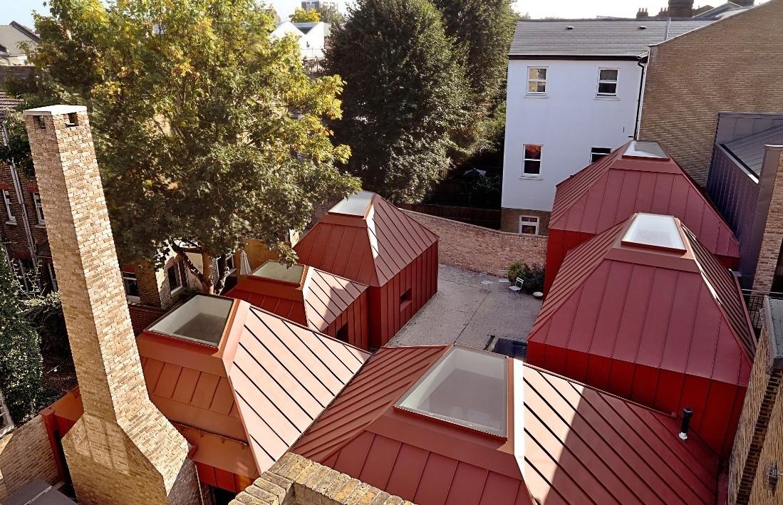 GreenCoat PLX Metal Roofing