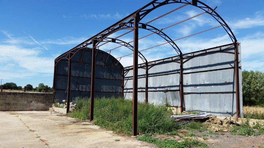 Dutch barn Shell image