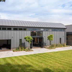 Zinc roofing oxfordshire 1