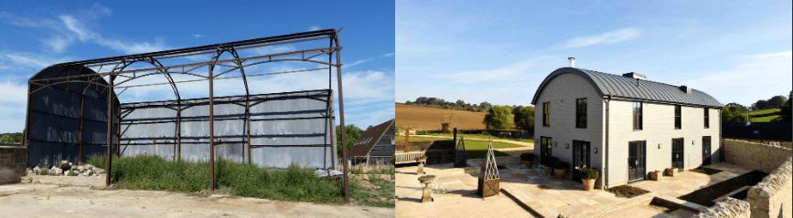 Dutch Barn conversion image 3