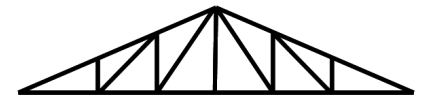 Truss Pitched Roof