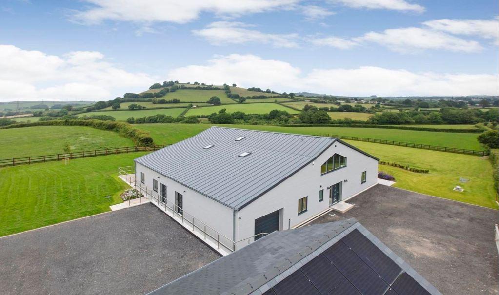 Metal Roofing Devon 4