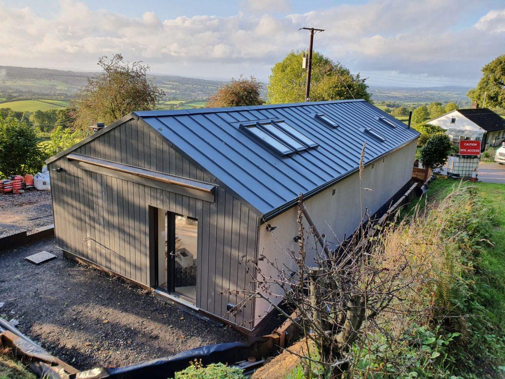 Zinc roofing Manchest